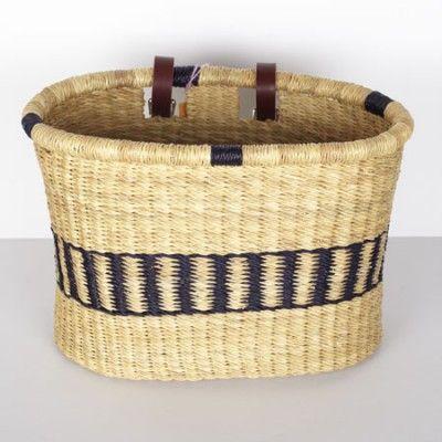 Bike basket #BeMyGift #men #gift #wishlist #handmade