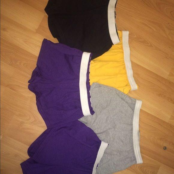 Soffe shorts Mediums and smalls Soffe Shorts