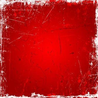 Fondo rojo desgastado