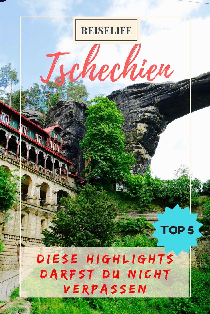 Top Sehenswürdigkeiten für eine perfekte Rundreise in Tschechien. Prag, Kuttenberg, Böhmische Schweiz und die Adersbacher Felsenstadt. Naturreisen & Abenteuer pur!