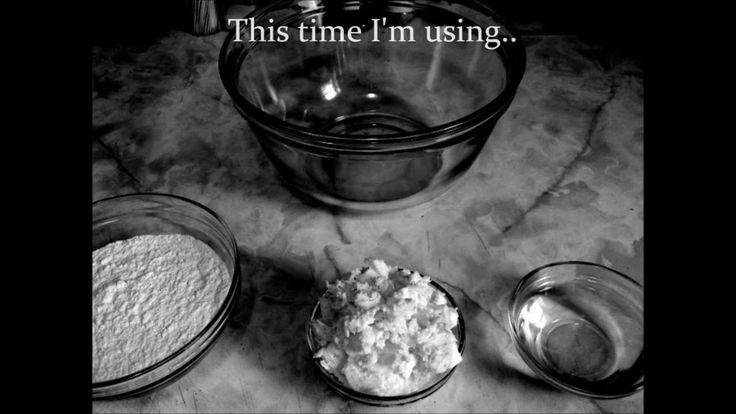 3-2-1... Pie Dough.  The most basic delicious flaky pie dough recipe ever!