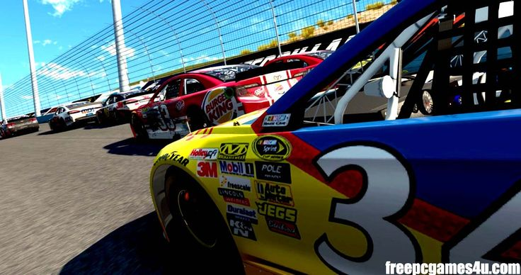 NASCAR Racing Game Free Download | Career Setting: Function your path with the rates high inside a ...