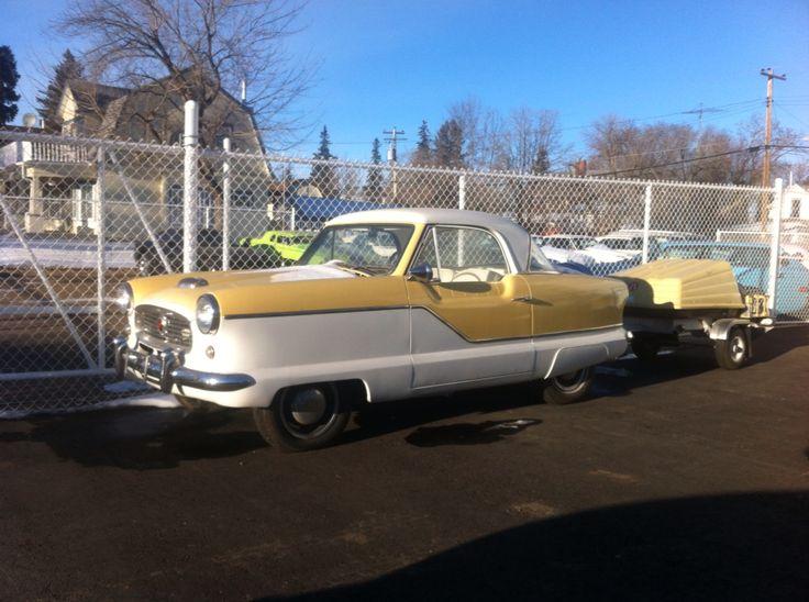 1959 Nash Metropolitan...