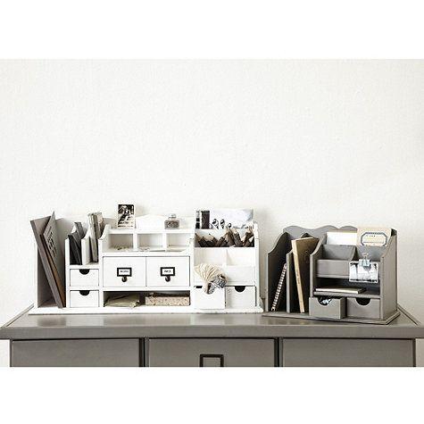 Original Home Office Desk Organizers, available at ballarddesigns.com