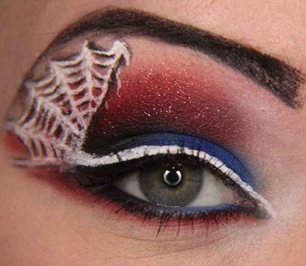Fab Superhero Makeup