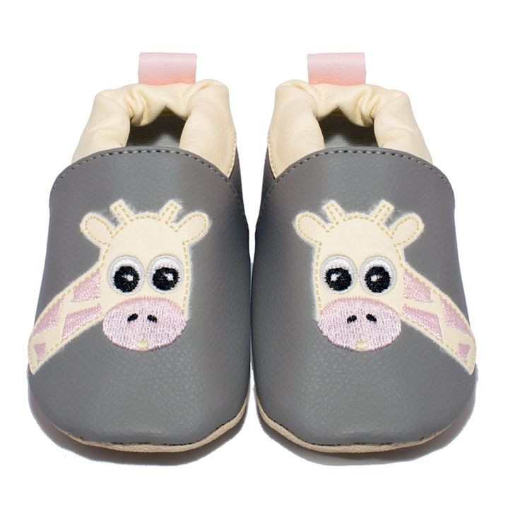 BALLERINA GIRAFFE  100% vegan, ethical and fair trade shoes for babies and toddlers. – FAUX leather fabric shoe – Non slippery sole – Elastic rubber ankle – easily cleaned with wipes or cloth – All man made material – Made in Peru – PETA approved