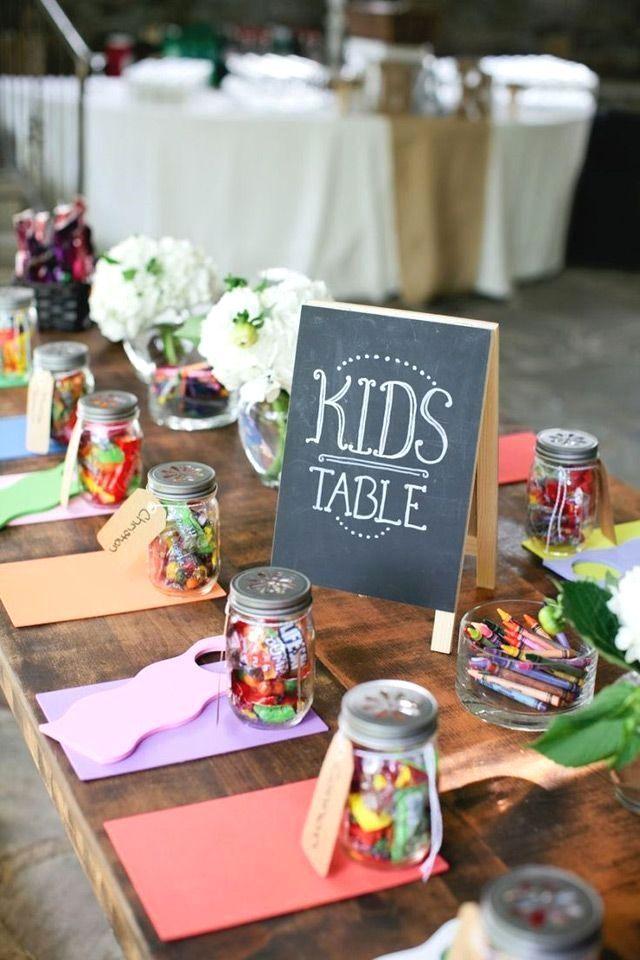 Hochzeitsdekoration im Freien – Brianna