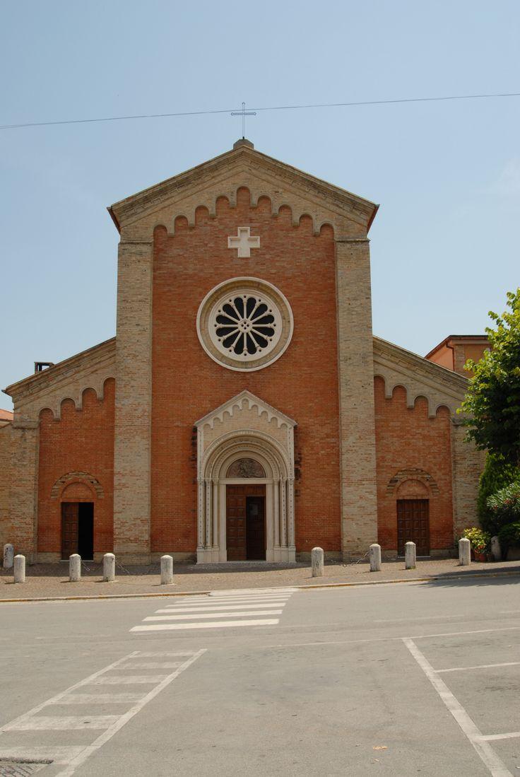 Chiesa parrocchiale di S Maria e S Giorgio #marcafermana #montappone #fermo #marche