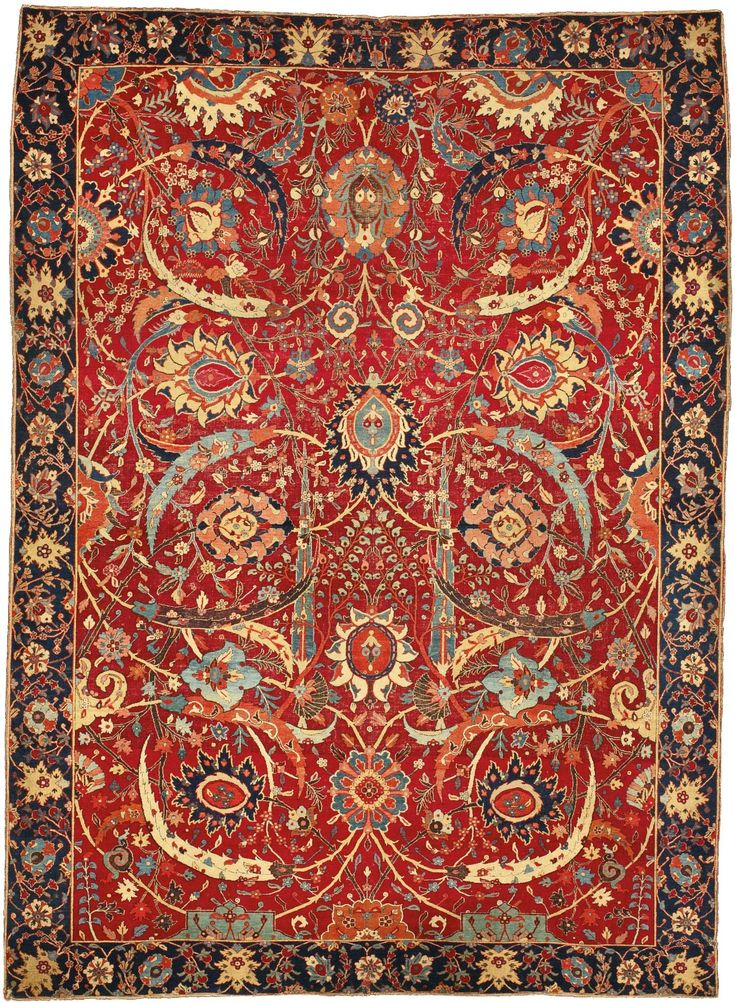 At 33 7 Million This Is The Most Expensive Rug Ever Sold Rugs Sothebys