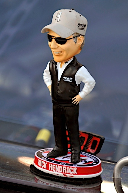 For a limited time only, Rick Hendrick bobble heads on sale now for $ 29.99 at our Hendrick Motorsports Team Store in Concord, N.C.!