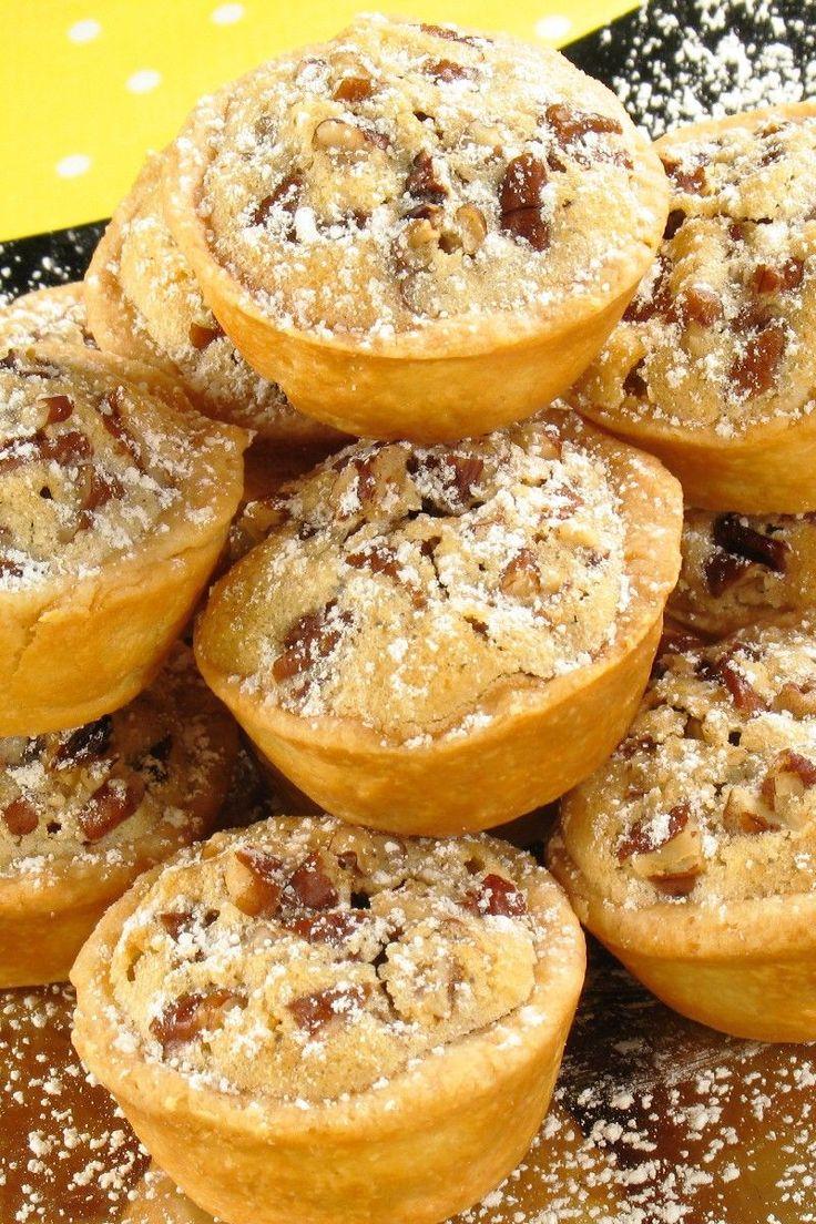 Pecan Filled Brown Sugar #Cookies Dessert #Recipe