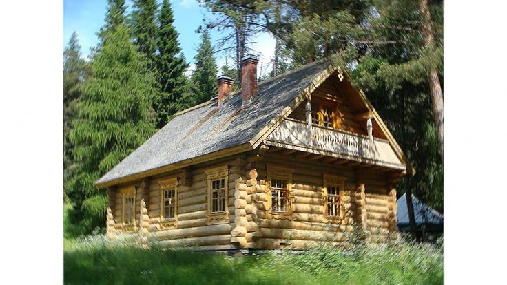 Живой дом по саженной системе М.Макарова