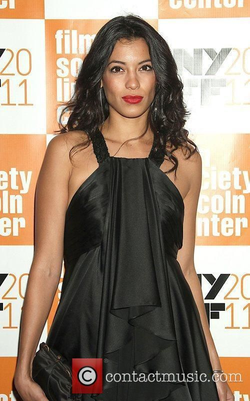stephanie sigman | Stephanie Sigman - 49th Annual New York Film Festival ...