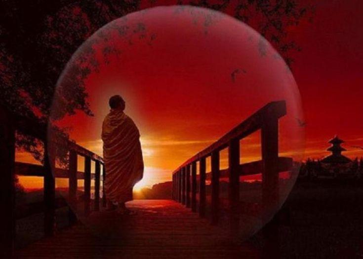 Los Brahmas son seres celestiales que pasan su tiempo practicando estas cuatro moradas sublimes. Es un modo puro de vida en donde se elimina el odio o