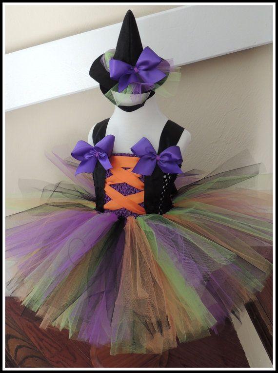 Witch tutu Costume tutu costume by Gurliglam on Etsy, $45.00