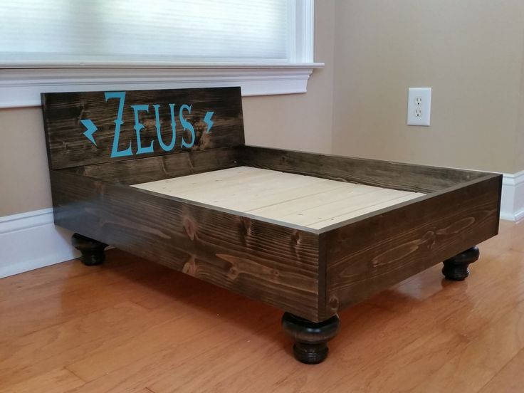 best 25 wood dog bed ideas only on pinterest dog bed dog beds and diy dog bed - Dog Bed Frame