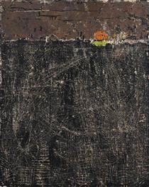 The Black City I (New York), William Congdon