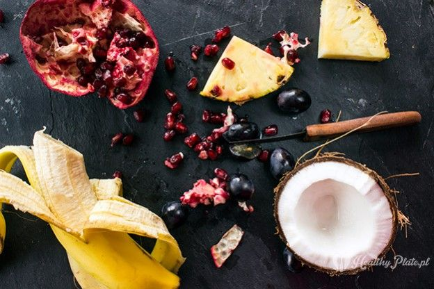fruits/ frutas