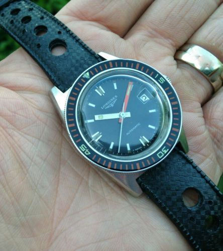 8248 1 Divers Watch Late 60s Early 70s Vintage Watches And EBay