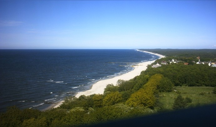 Pobierowo, Ostsee/ Baltic Sea - Poland