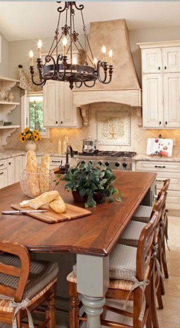 1000 images about i cottage style on pinterest subway for Cottage style kitchen backsplash ideas