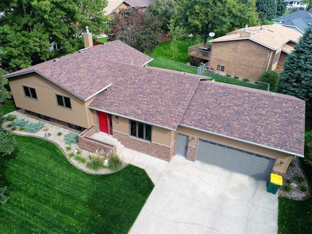 Property Site For 878 Munich Drive Bismarck Nd 58501 Hardwood