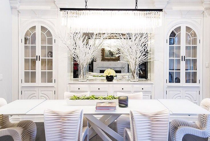 Dining Room Projects by Jeff Andrews | See more @ http://diningandlivingroom.com/inspired-dining-room-projects-jeff-andrews/