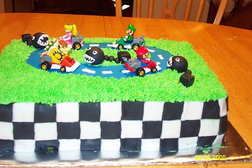 The Definitive Collection Of Video Game Cakes