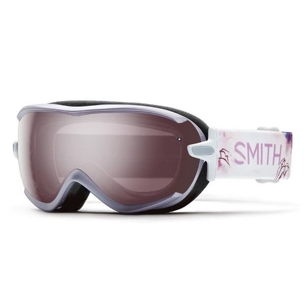 Smith Women's Virtue Snow Goggles With Ignitor Mirror Lens