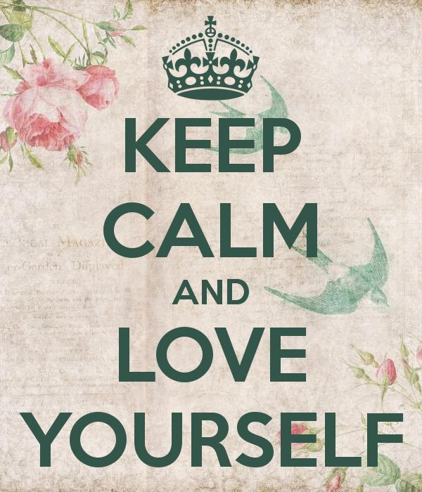 KEEP CALM AND LOVE YOURSELF - KEEP CALM AND CARRY ON Image Generator