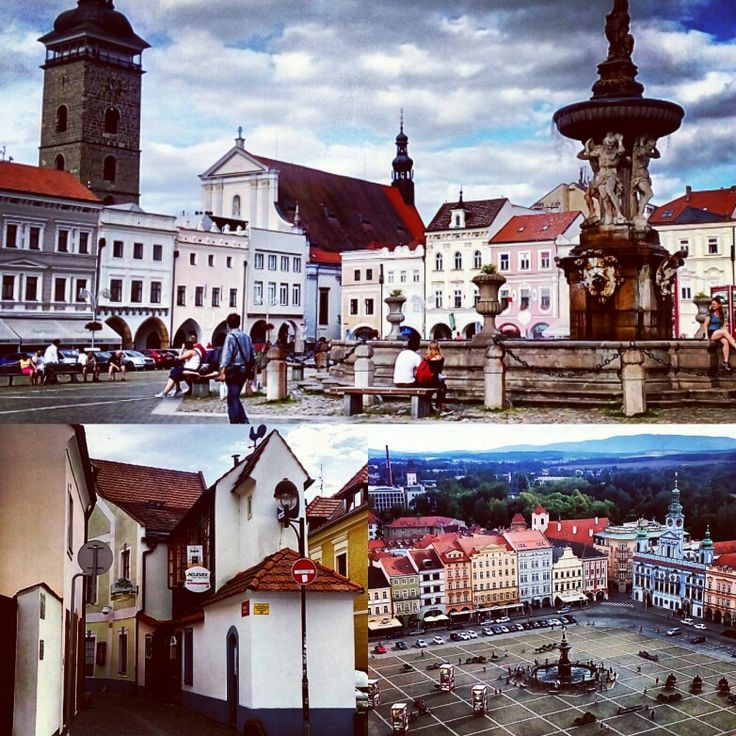#ceskebudejovice #budweis #czech #holidays #vyletip #trip #beer