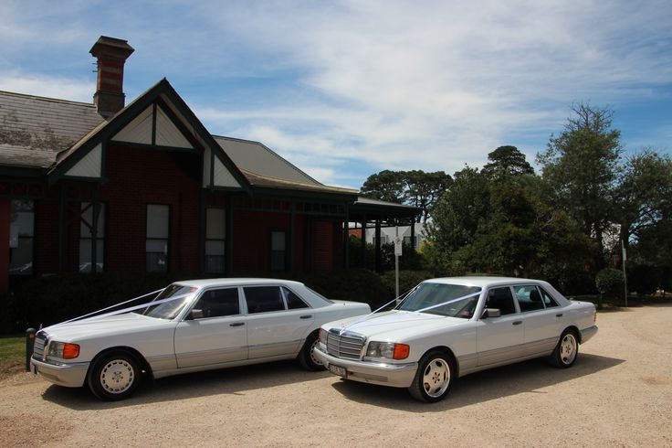 Cleveland Winery Lancefield Vic  White Wedding Cars