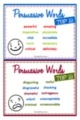 This reference card is gives easy access to a list of highly persuasive words when creating persuasive writing texts. It features one group of positively persuasive words and another group of negatively persuasive words that will have a huge impact on their persuasive writing. It's perfect for upper primary. TIP: Laminate for a take-home student card.