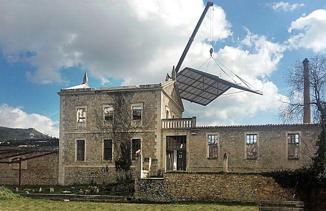 Patrimonio Industrial Arquitectónico: La antigua Fábrica de la Estación de Banyeres de M...