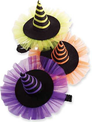Witch Hat Big Girl Headbands
