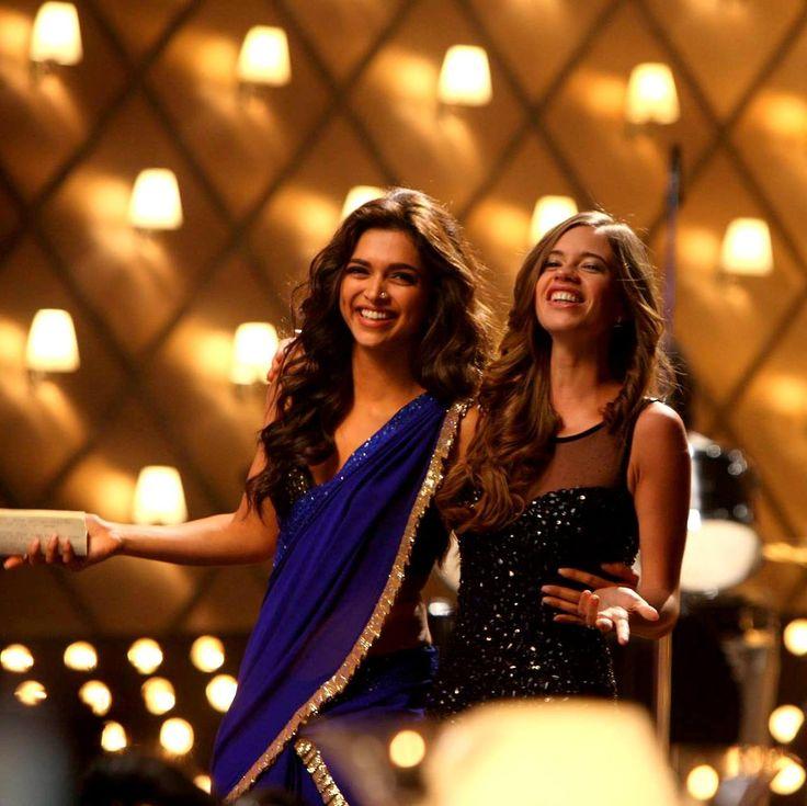 Deepika and Kalki in YJHD