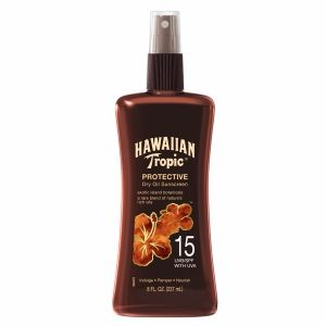 Buy Hawaiian Tropic Protective Dry Oil Sunscreen, SPF 15 with free shipping on orders over $35, low prices & product reviews   drugstore.com