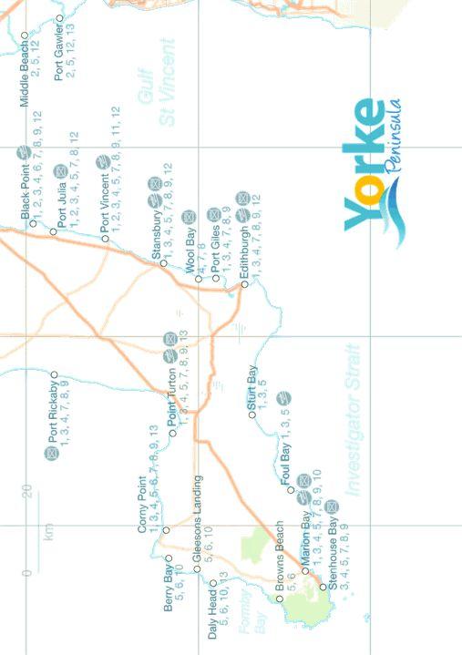 Yorke Peninsula Fishing Guide : 2016 Guide, Page 4