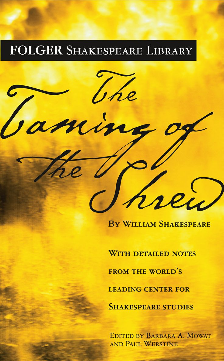 Image result for the taming of the shrew cover