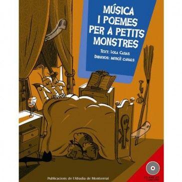 Música i poemes per a petits monsters, poesia de Lola Casas