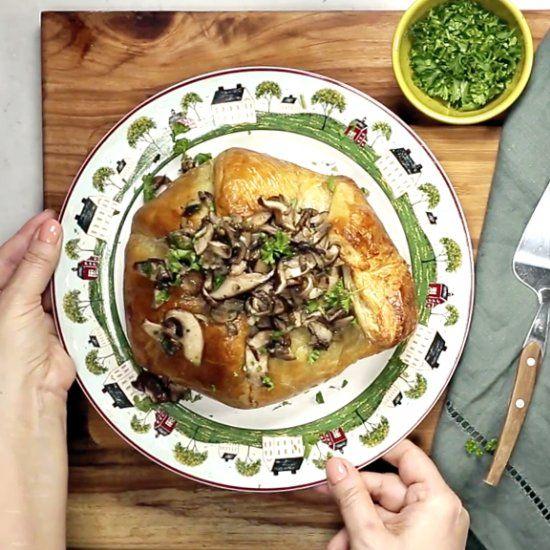 ... Appetizers on Pinterest | Mushrooms, Bruschetta and Sauteed mushrooms