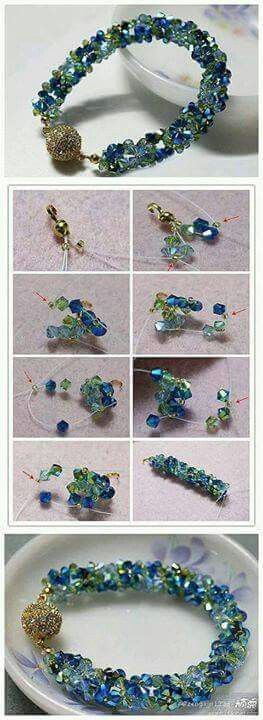 Good idea for mix match beads.