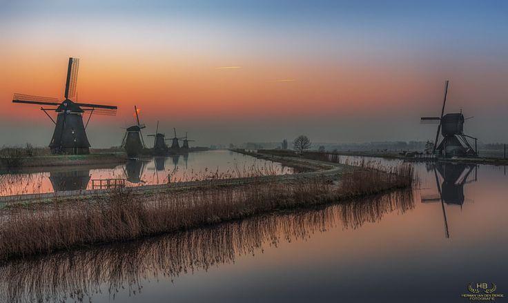 Orange Dreams III by Herman van den Berge - Photo 151670471 - 500px