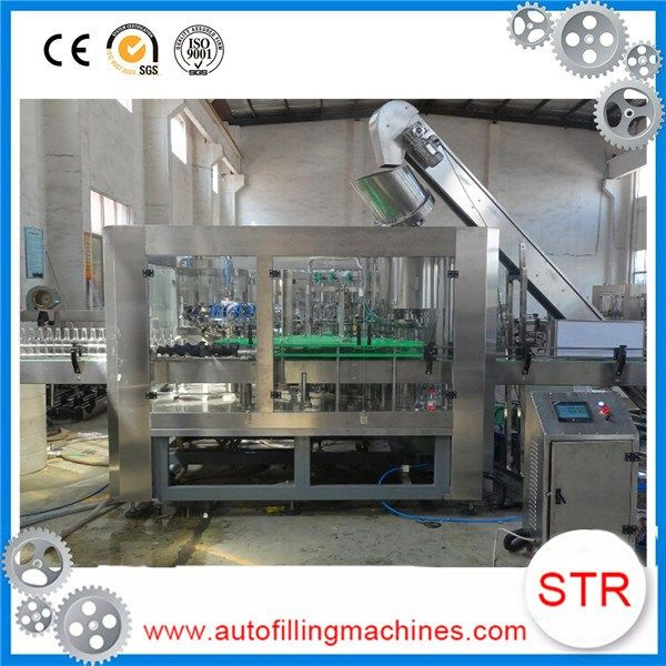Professional Small Scale Beer Bottle Filling Machine For Sale Wholesale Online Packaging Machine Bottle Washer Hdpe Bottles