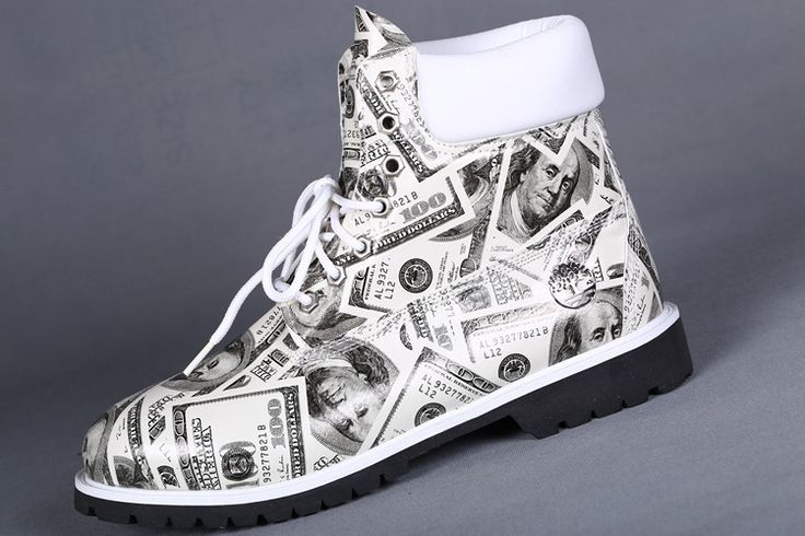 Custom Timberland 6 Inch Boots For Men 100 Dollar Print White Black UK,cheap all black timberland boots,classic timberland boots,cheap mens timberland boots uk