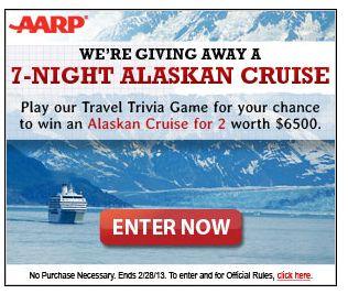 AARP Sweepstakes:  Chance to win a $50 Visa Card or a Cruise!!: Aarp Sweepstakes, Aarp Passport, Aarp Travel, 50 Show, Alaskan Cruise, Gift Cards, Aarp Global, Aarp Alaskan, Visa Card