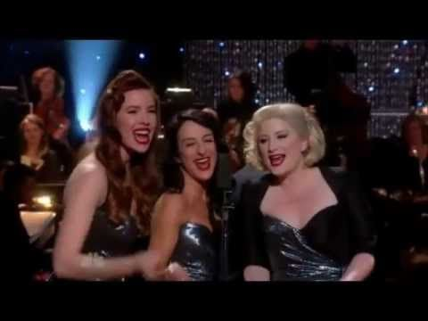 Michael Bublé and the sensational Puppini Sisters singing Jingle Bells on the N-b-c christmas special