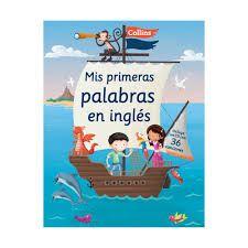 MIS PRIMERAS PALABRAS EN INGLES+CD