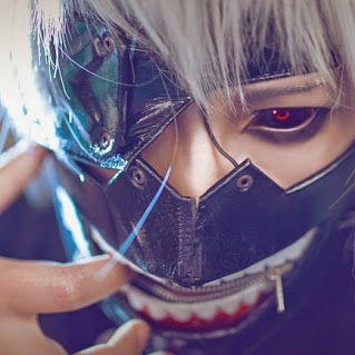 Tokyo Ghoul | Kaneki Ken cosplay