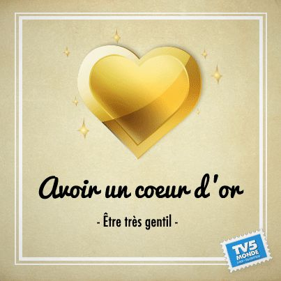 To be very nice, generous and kind to others. Être très gentil, généreux…